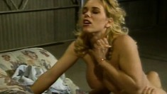 Stacked blonde milf Kaitlyn Ashley finds it hard to resist a hung stud