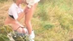 Hidden Cam Films A Chick Getting A Hard Bang