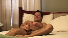 Cuddly stallion Marco Mendoza gets fucked by a nasty pervert