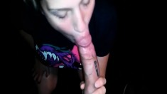 POV big cock sucking