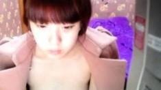 Asian Teen Striptease