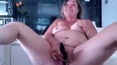 Sandra 60 Bbw Granny With Huge Boobs