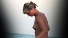 Casting Homemade Reality Voyeur Blonde