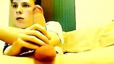 Big dick twink jacks for webcam